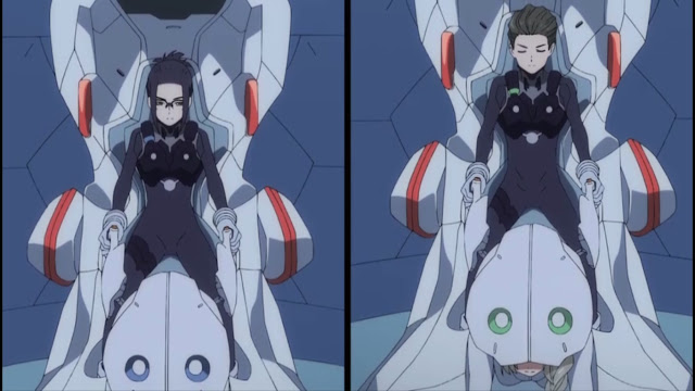 Darling in the FranXX Episode 11 Sub Indo