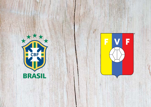 Brazil vs Venezuela -Highlights 14 November 2020