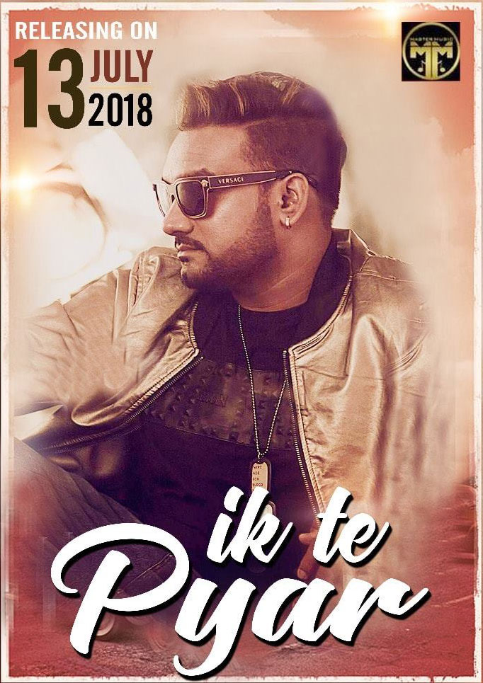 Ik Te Pyar Lyrics - Master Saleem