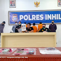Tim Gabungan Polres Inhil Berhasil Amankan Beberapa Pelaku Perampokan di Perairan Mandah