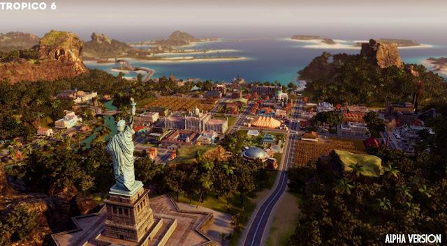 تحميل لعبة tropico 6 برابك مباشر من ميديافاير