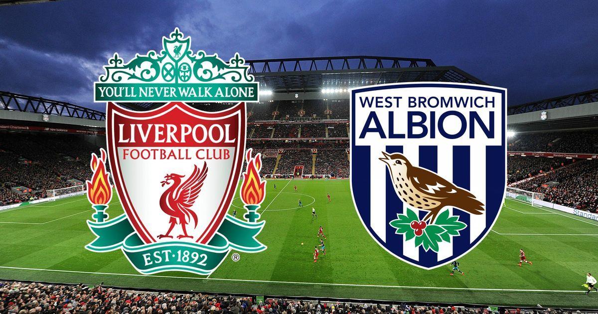بث مباشر مباراة ليفربول ووست بروميتش