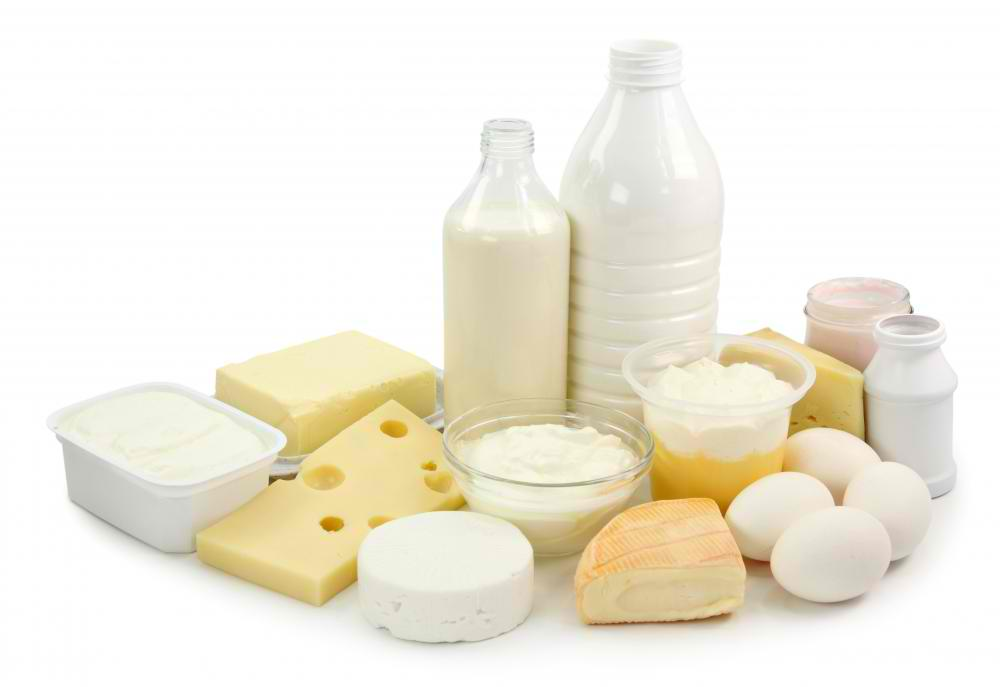 Low Fat Or Nonfat Dairy Foods