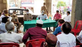 जीवन की सुरक्षा के लिये हमें स्वयं कड़े कदम उठाना चाहियेः अंजनी कुमार | #NayaSaberaNetwork