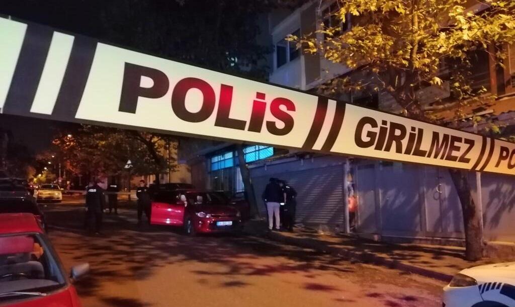 Samandıra'da silahlı çatışma: 1 ağır yaralı!