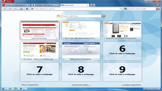 Opera Latest Version screenshot 3