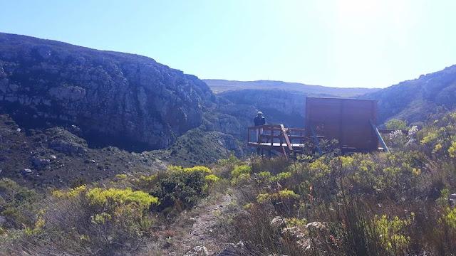 Potberg Vulture Colony platform, Overberg