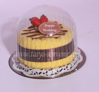 Jual Souvenir Pernikahan Wel Cake Murah Di Yogyakarta