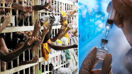 governo tira presidiarios lista vacina covid