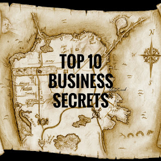 Top 10 Business SECRETS Of The World And Still Remaining