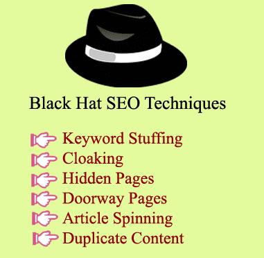 Black-Hat-SEO-Techniques