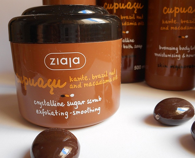 El Exfoliante Corporal de Azúcar Cupuazú de Ziaja (200 ml  6 4f418341a87b
