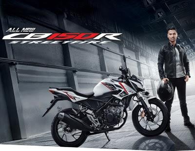 Spesifikasi Dan Harga Honda CB150R