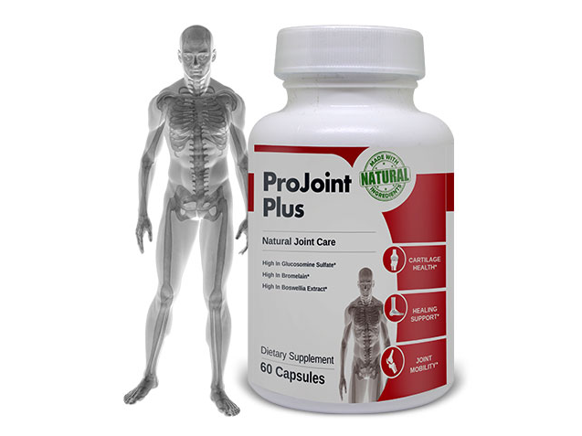 Projoint Plus - Joint Support, Get natural support for your joints...