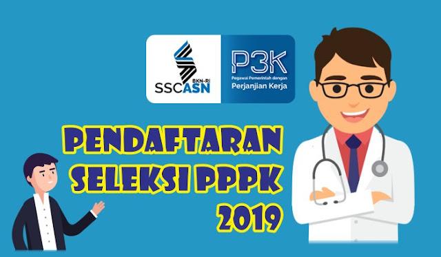 Jadwal Pendaftaran Seleksi PPPK 2019 Diundur
