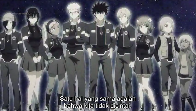 Kanata no Astra Episode 09 Subtitle Indonesia