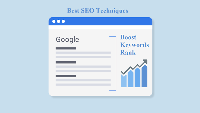 How to boost any keyword rank rapidly?