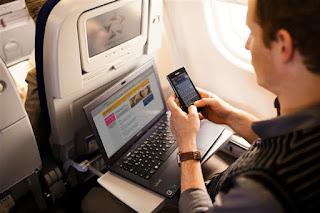 Как Lufthansa обеспечила Интернетом все свои самолёты?