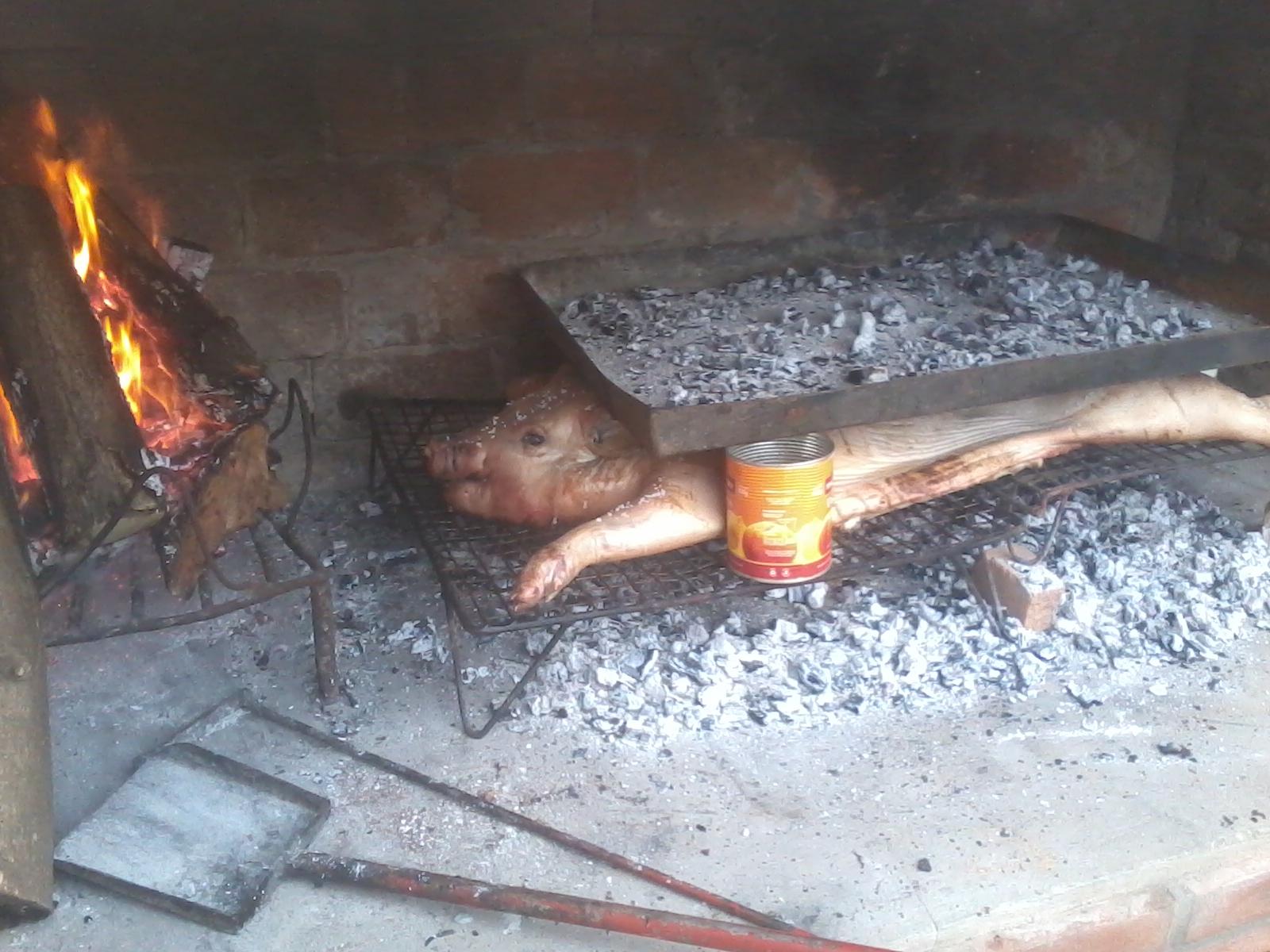 Lech n asado a la parrilla recetas para la parrilla el - Parrilla de la vanguardia ...