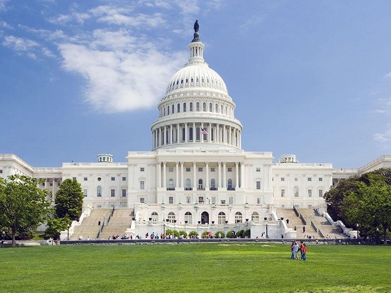 Du lịch Washinhgton: Ðiện Capitol kiến trúc mái vòm đẹp nhất thế giới