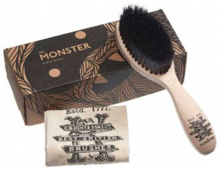 Monster Beard Brush - package