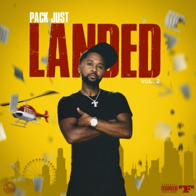 Zaytoven - Pack Just Landed Vol. 2 (2020) - Album Download, Itunes Cover, Official Cover, Album CD Cover Art, Tracklist, 320KBPS, Zip album
