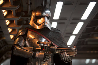 Star Wars The Force Awakens Captain Phasma