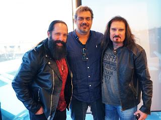 Con i Dream Theater