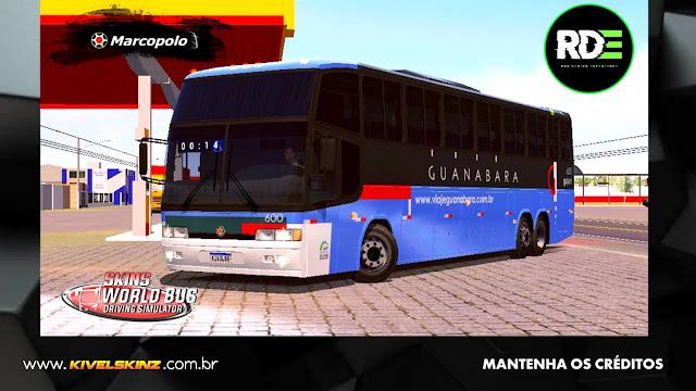 PARADISO GV 1150 - VIAÇÃO EXPRESSO GUANABARA