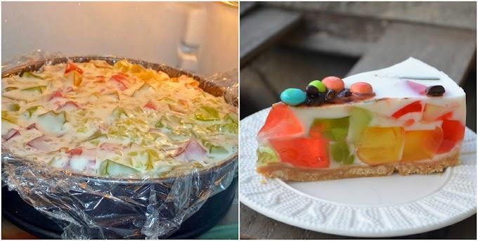 Гарний рецепт смачного торта «Бите скло». Рідним сподобається