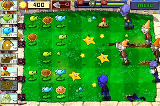 game plant vs zombies