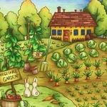 Огород мой, огород… — детские стихи