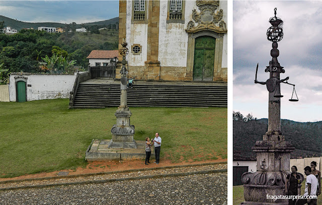 Pelourinho de Mariana, Minas Gerais