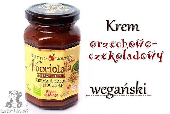 Krem czekoladowo-orzechowy Nocciolata – Rigoni di Asiago
