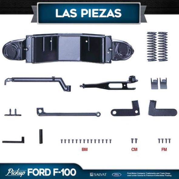 Entrega 4 Ford F-100