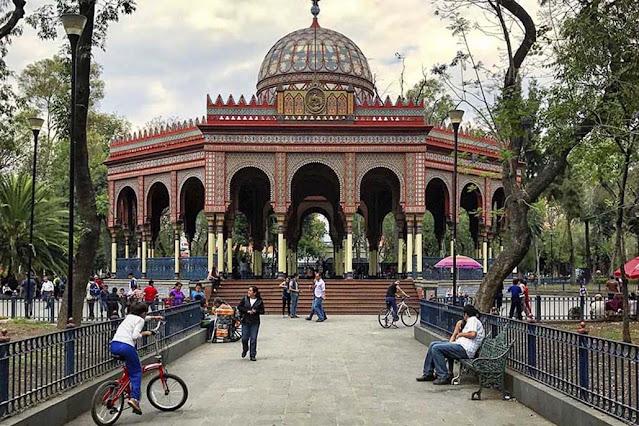Kiosko Morisco Ciudad México