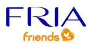 logo fria friends