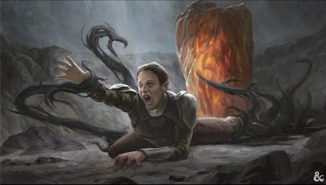 Reseña D&D - Van Richten's Guide to Ravenloft - Horror Cósmico