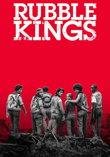 Portada documental Rubble Kings