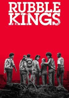 Portada documental Rubble Kings