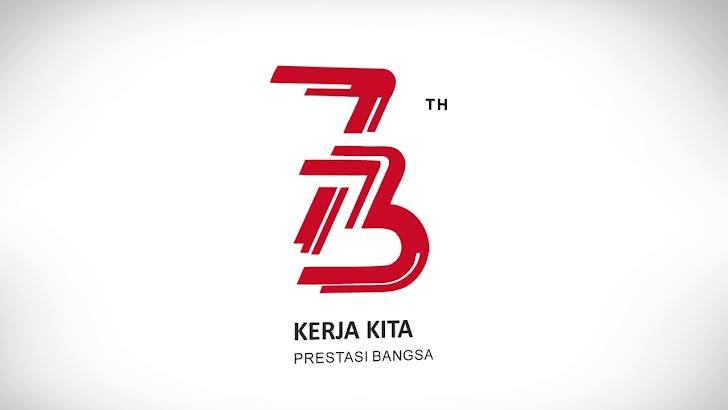INDONESIA SUDAH MERDEKA 73 TAHUN