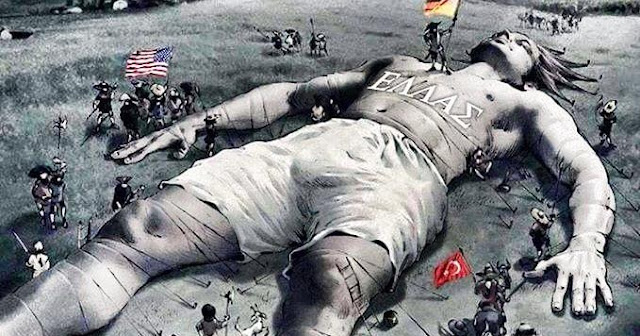 Εχθρός εξ Ανατολών, εθνική αποκοίμιση
