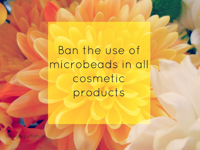 Environmental Issues Ban Microbeads in Cosmetic Products