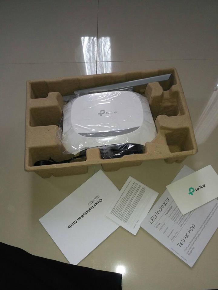 cara nembak wifi dengan tp link