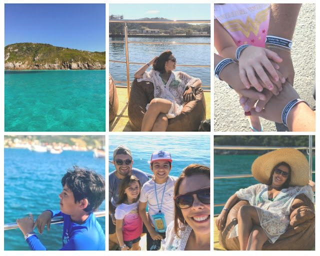 Arraial Vip Turismo - Passeio de barco