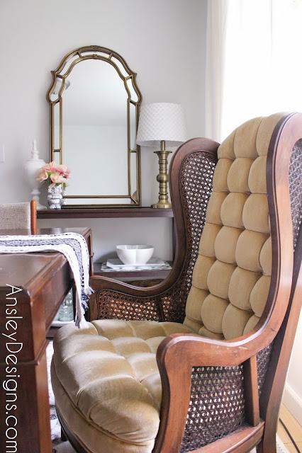 Mid-Century Dining Room - MCM, midcentury
