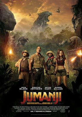 Jumanji: Benvenuti Nella Giungla Film