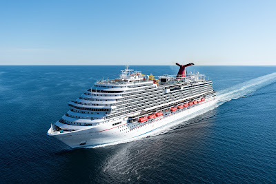 Carnival Announces Third Carnival Vista Class Ship to Join Carnival Fleet in 2019.