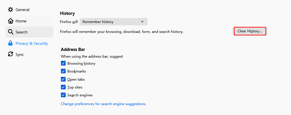 Fix Can't Download Files Error Windows - Method 6