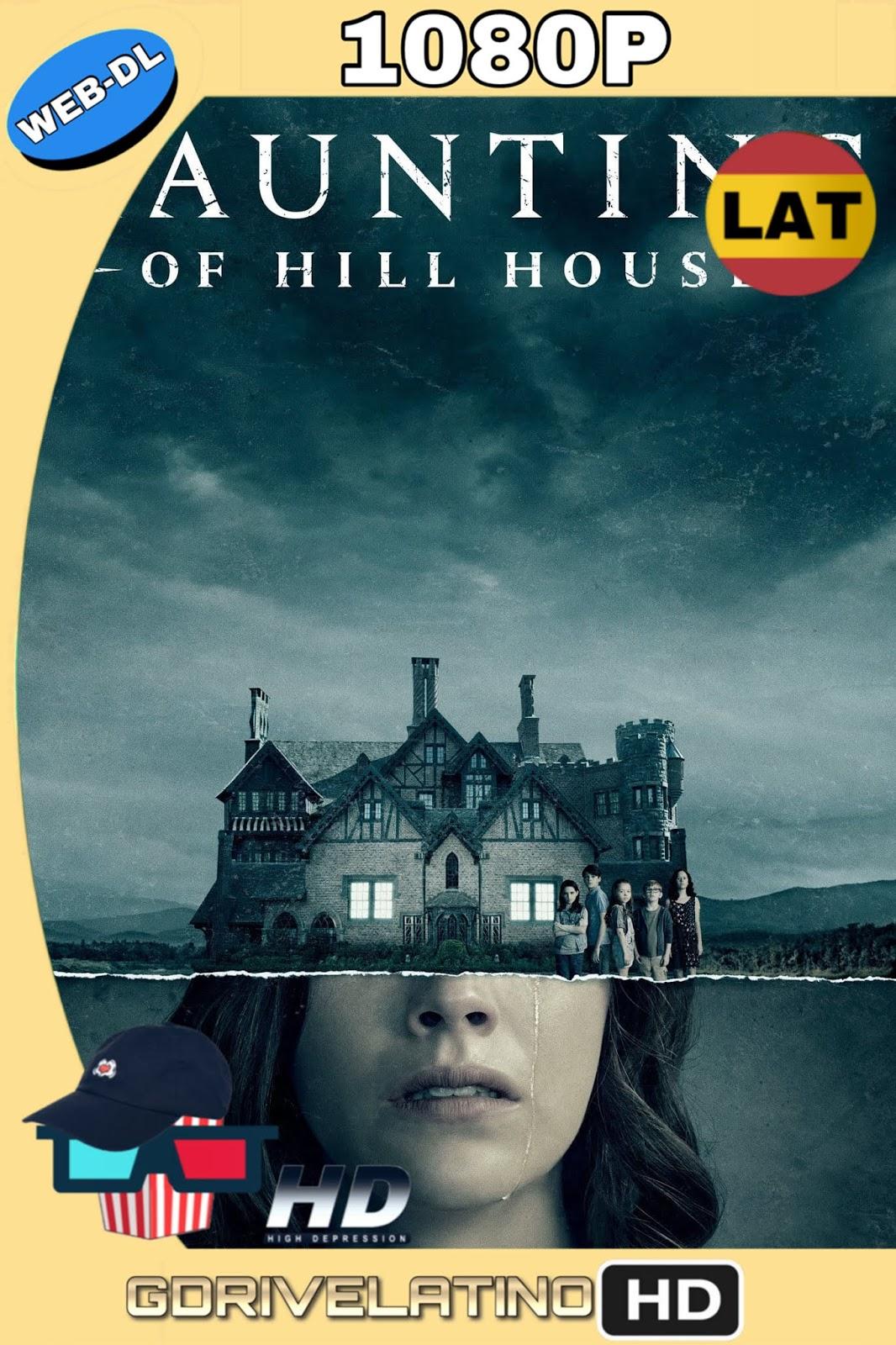 La maldición de Hill House (2018) Temporada 1 WEB-DL 1080p (Latino-Inglés) MKV